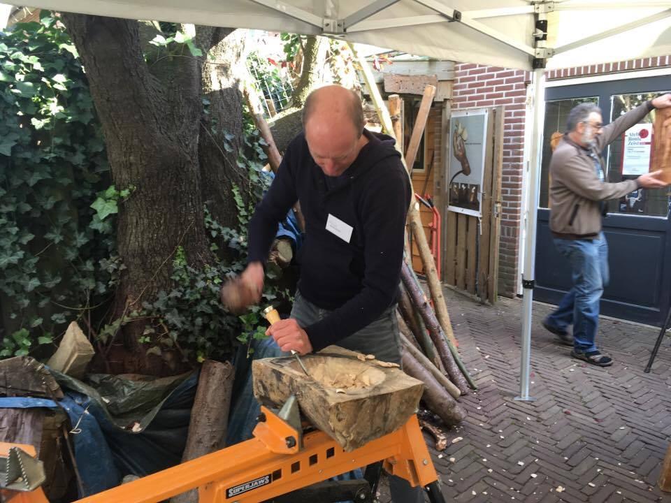Workshop, Workshop express, cadeau, beeldhouwen in hout